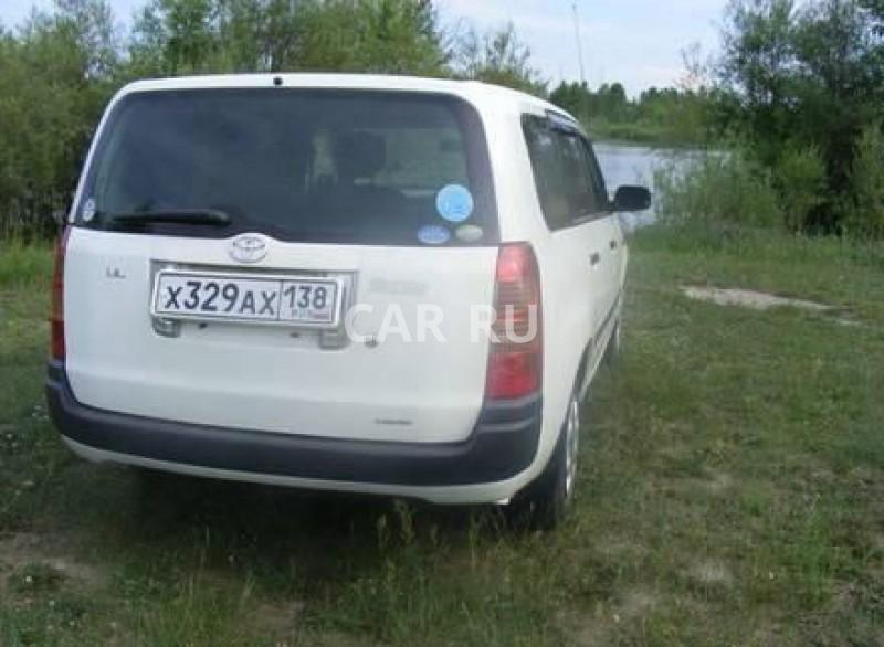Toyota Succeed, Ангарск