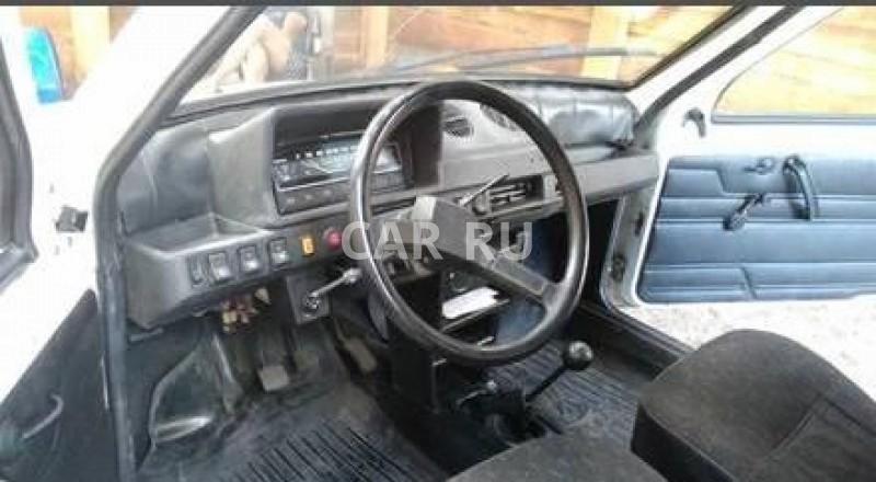 Lada 1111 Ока, Балгазын