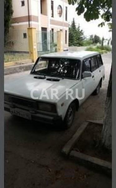 Lada 2104, Алушта