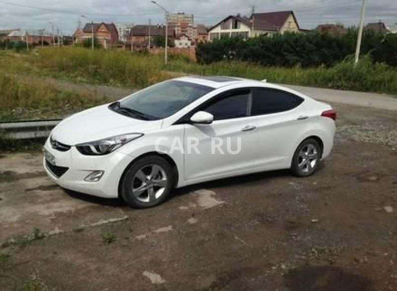 Hyundai Avante, Ачинск