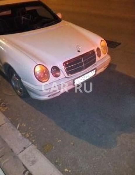 Mercedes E-Class, Ачинск