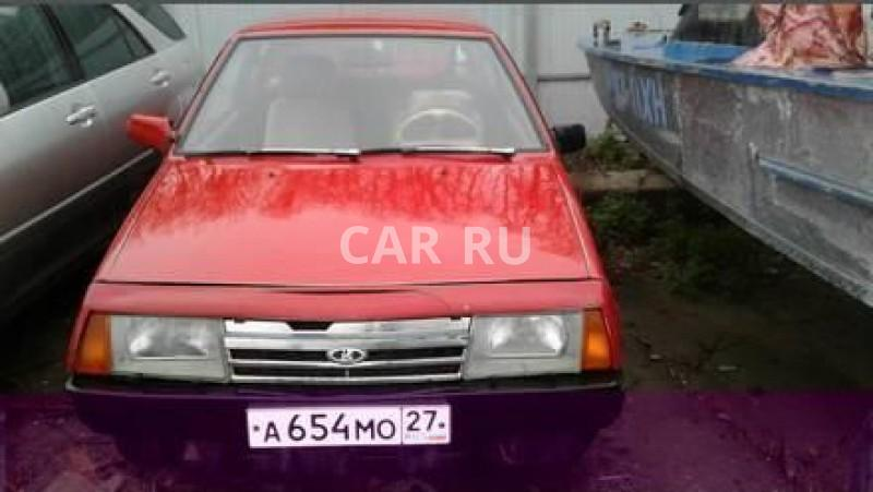 Lada 2108, Амурск