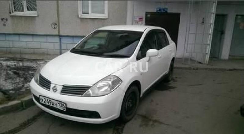 Nissan Tiida Latio, Ангарск