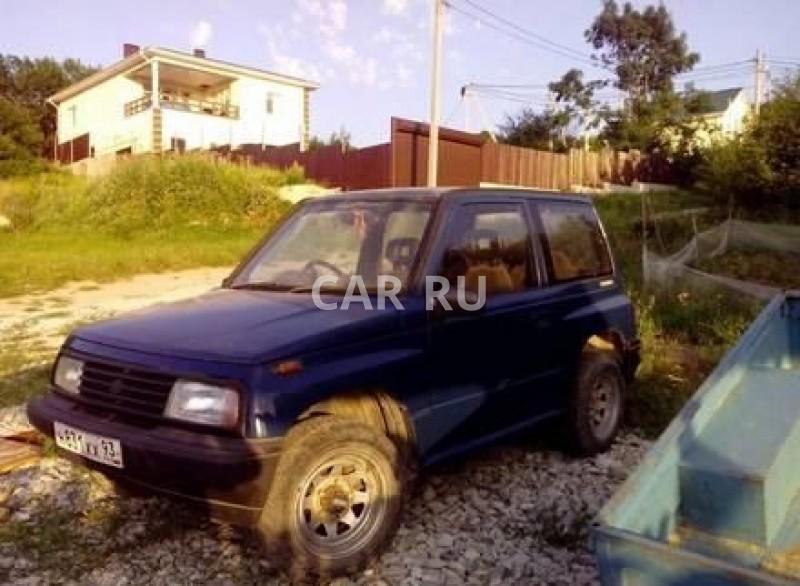 Suzuki Escudo, Анапа