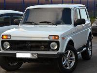 Lada 4x4, 2014 г. в городе Краснодар