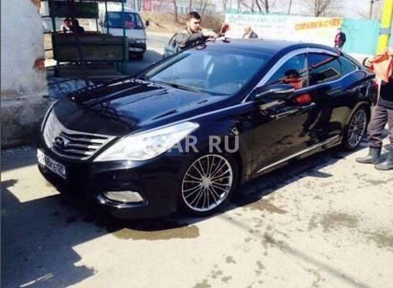 Hyundai Grandeur, Артём