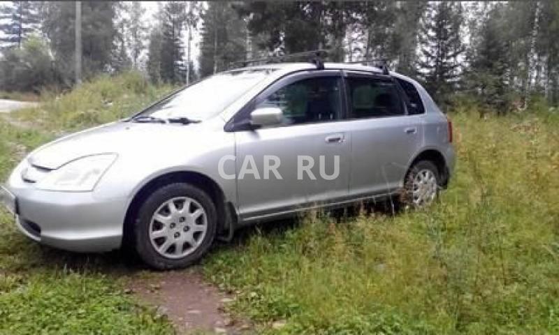 Honda Civic, Байкальск