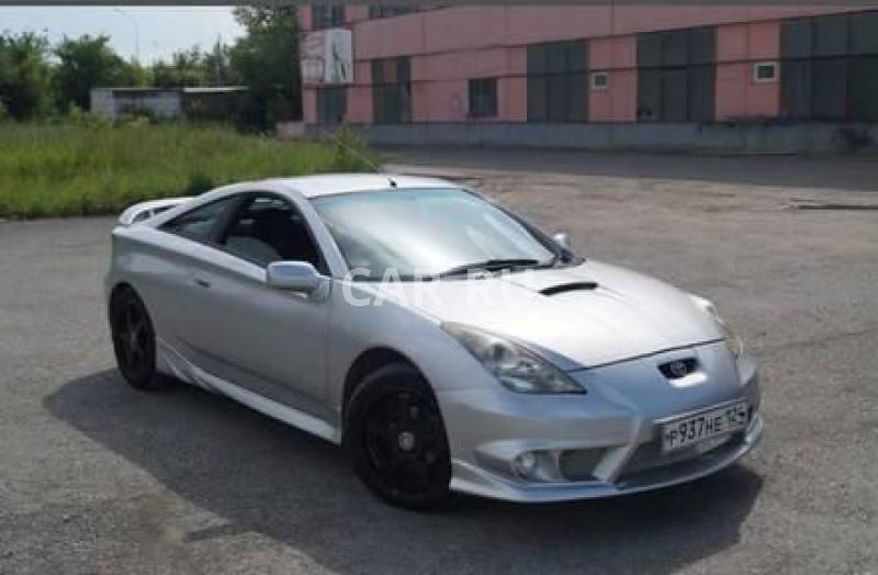 Toyota Celica, Ачинск
