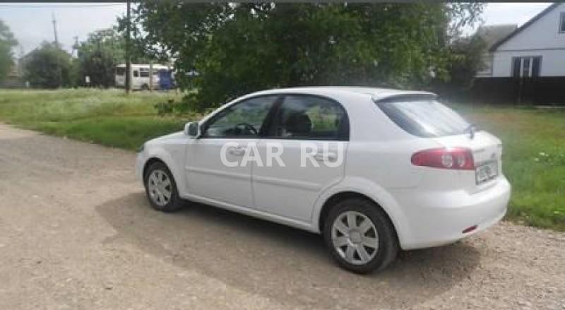 Chevrolet Lacetti, Абинск