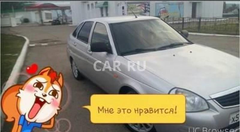 Lada Priora, Альметьевск