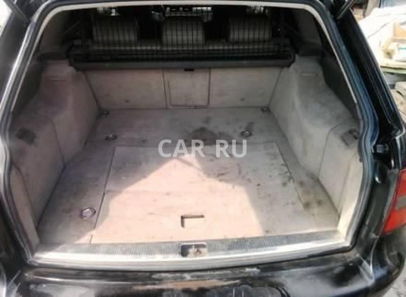 Audi Allroad, Абакан