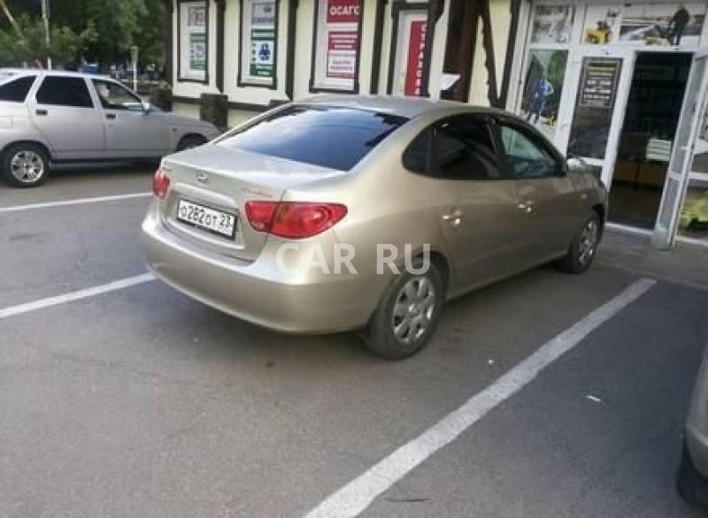 Hyundai Elantra, Армавир