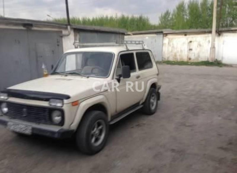 Лада Niva, Ачинск