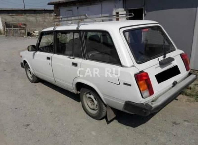 Lada 2104, Ачинск
