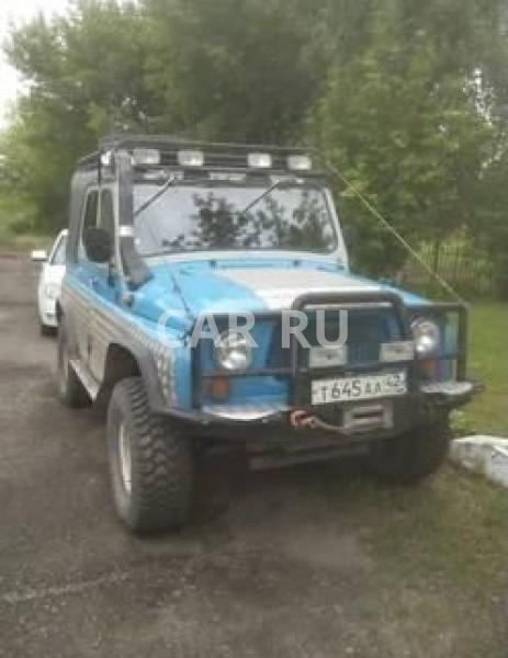 Уаз 469, Белово