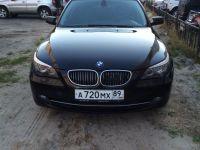 BMW 5-series, 2007 г. в городе Новый Уренгой
