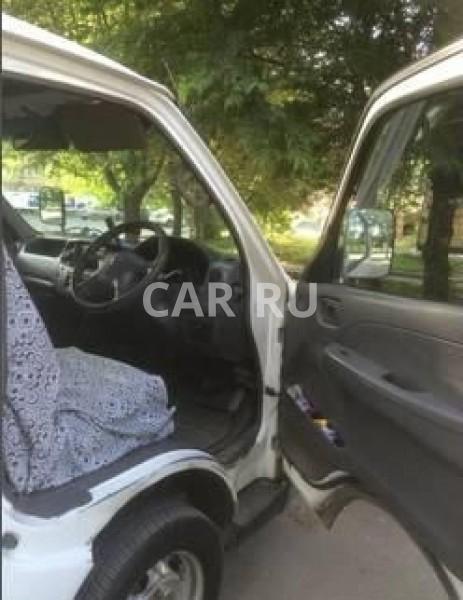 Nissan Caravan, Абакан