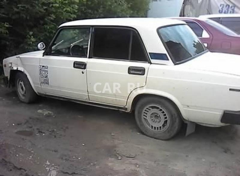 Lada 2105, Барнаул