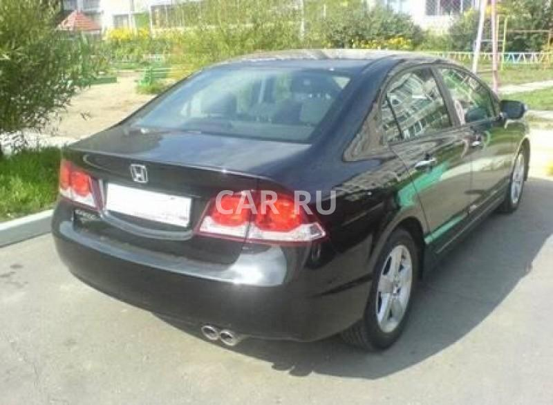 Honda Civic, Ангарск