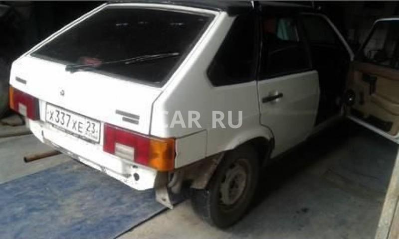 Lada 2109, Бахчисарай