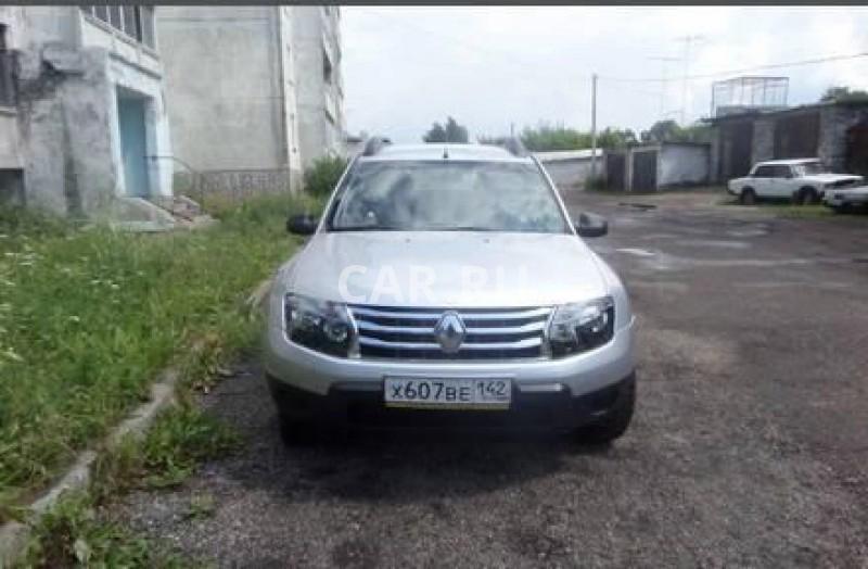 Renault Duster, Анжеро-Судженск