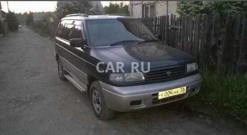 Mazda Efini MPV, Ангарск