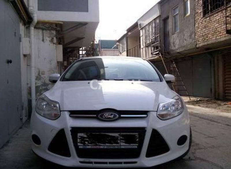 Ford Focus, Алушта
