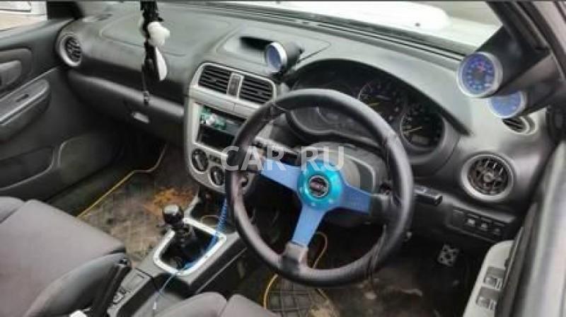 Subaru Impreza WRX STI, Белогорск