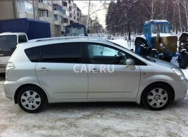 Toyota Corolla Verso, Ангарск