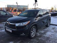 Toyota Highlander, 2014 г. в городе Калининград