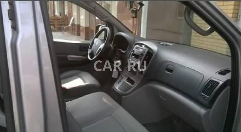 Hyundai Grand Starex, Анапа