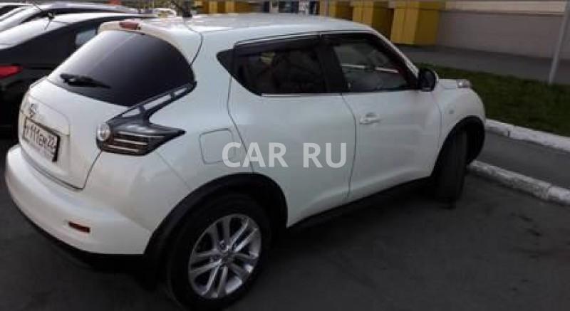 Nissan Juke, Барнаул