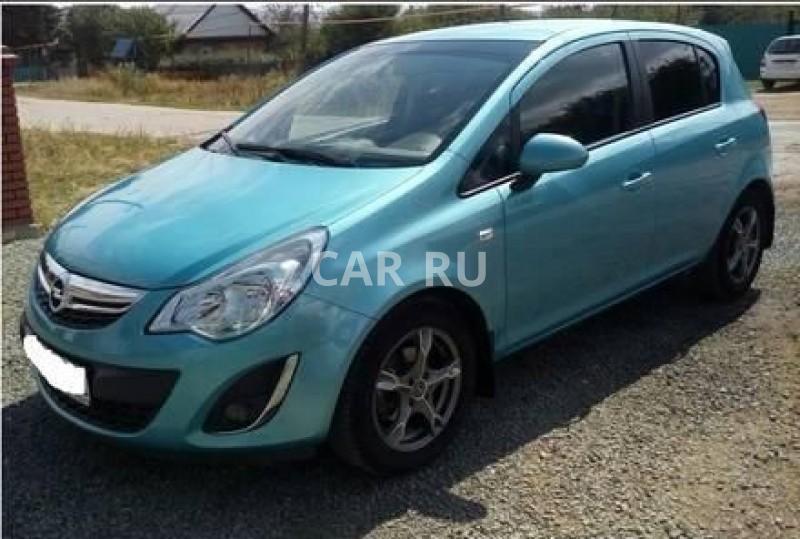 Opel Corsa, Баймак