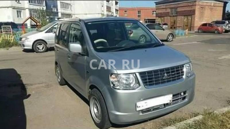Mitsubishi eK-Wagon, Ангарск