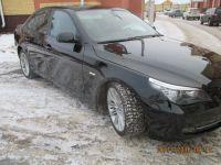 BMW 5-series, 2008 г. в городе Йошкар-Ола