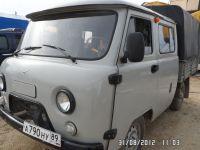 Уаз 3909, 2012 г. в городе Тарко-Сале