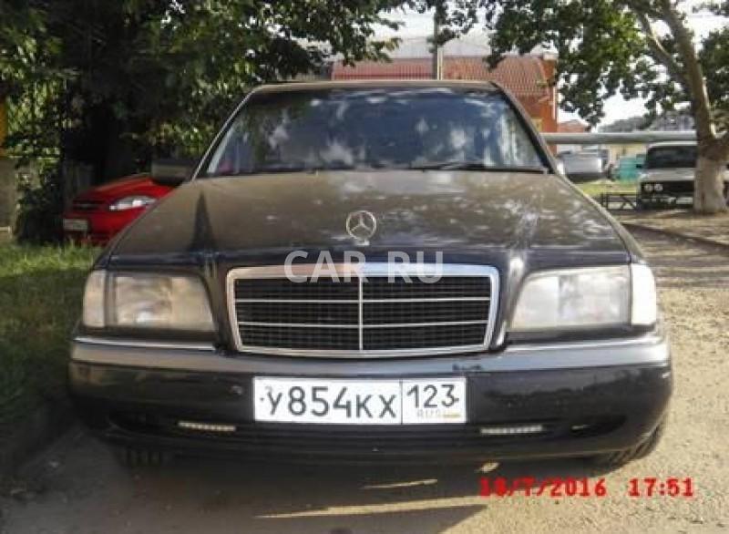 Mercedes C-Class, Афипский