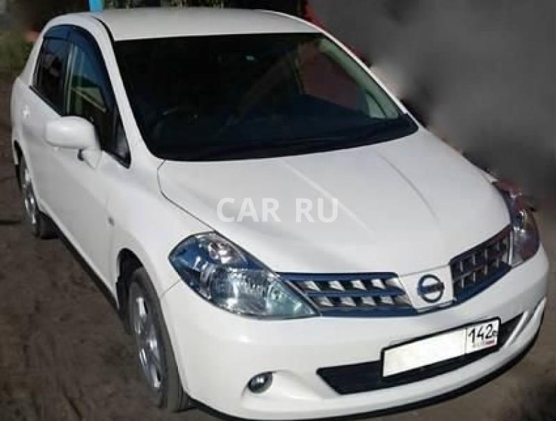 Nissan Tiida Latio, Белово