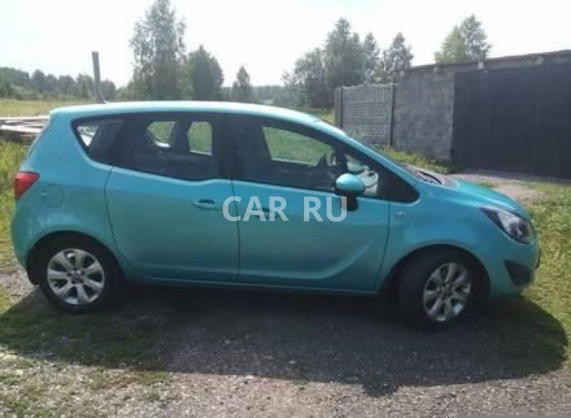 Opel Meriva, Ачинск