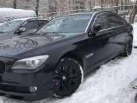 BMW 7-series, 2011 г. в городе Вологда