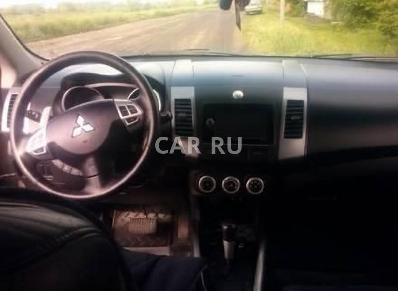 Mitsubishi Outlander, Алейск