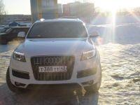 Audi Q7, 2011 г. в городе Киров
