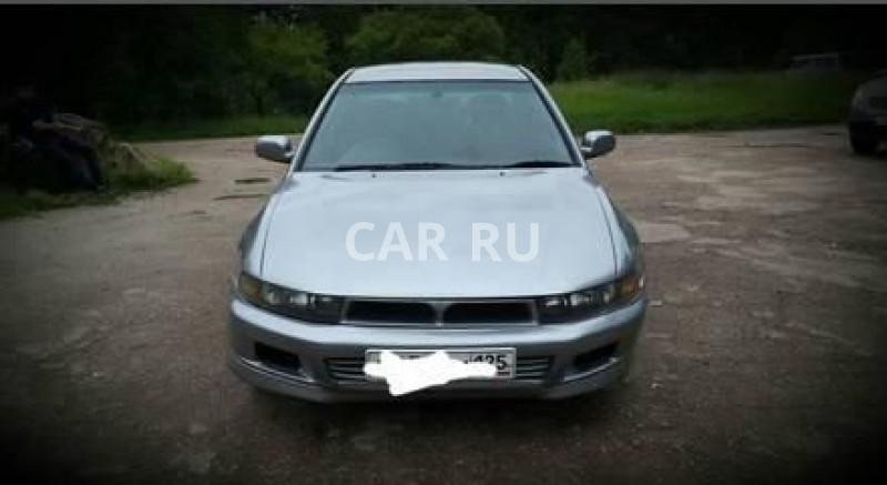 Mitsubishi Galant, Арсеньев