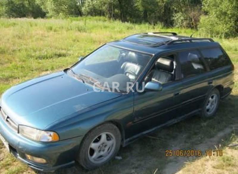 Subaru Legacy, Анапа