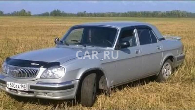 Газ 31105, Белово