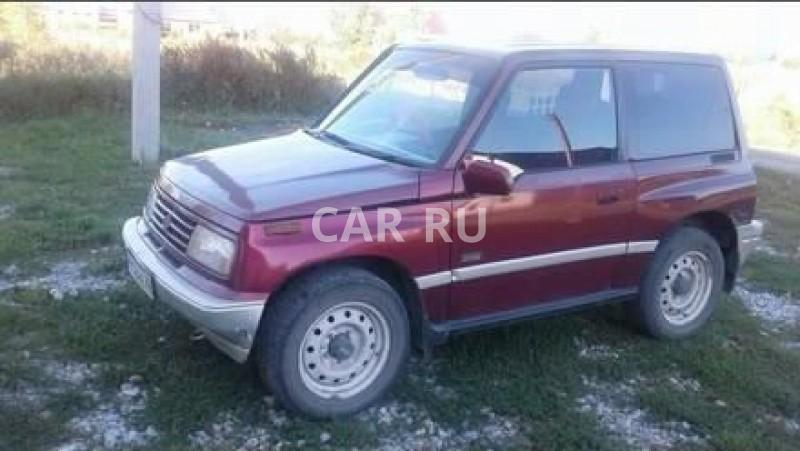 Suzuki Escudo, Барнаул