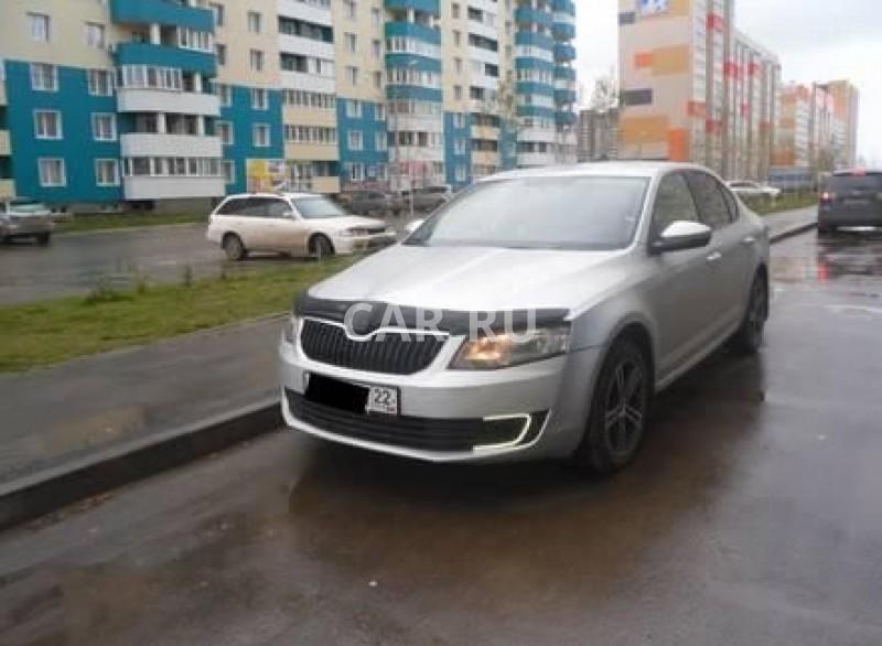 Skoda Octavia, Барнаул