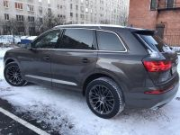 Audi Q7, 2015 г. в городе Санкт-Петербург