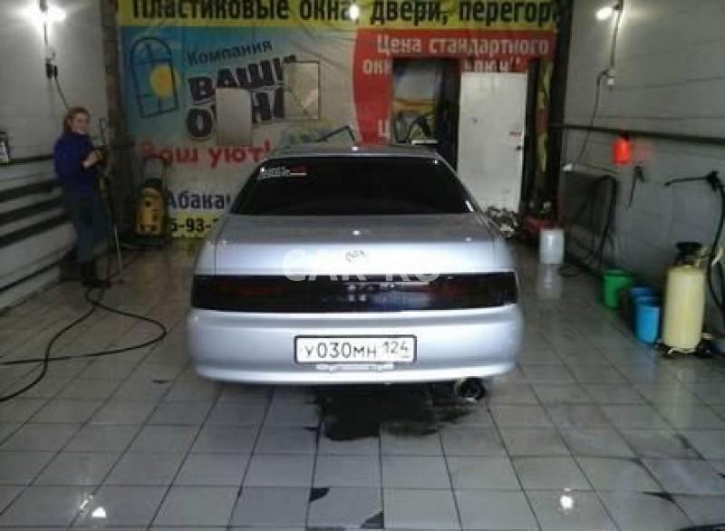 Toyota Cresta, Абакан