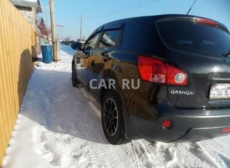 Nissan Qashqai, Алейск
